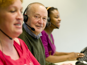 Non-Profit Telemarketing